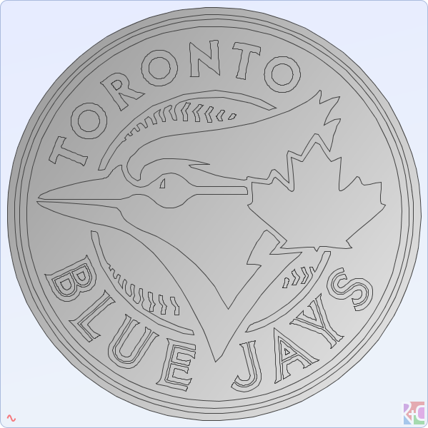 Blue Jays dxf | ReadyToCut - Vector Art for CNC - Free DXF Files