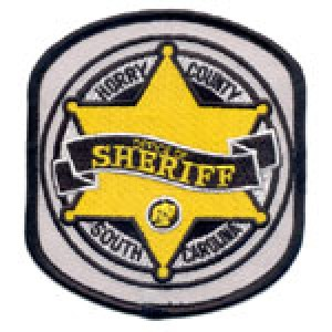 Horry County Sheriff Patch.