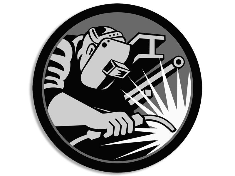 New - Welder sigh | ReadyToCut - Vector Art for CNC - Free DXF Files