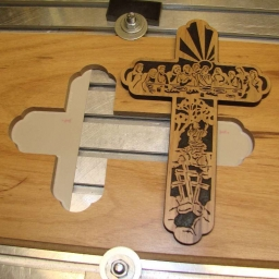 Cnc_wood_router_nativity_cross_scene
