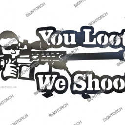 You Loot We Shoot